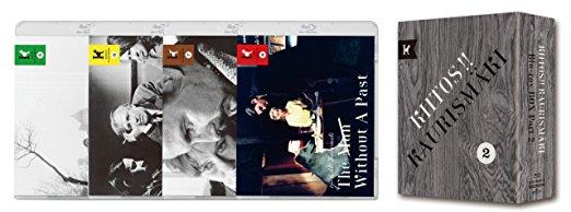 キートス!! カウリスマキ Blu-ray BOX 【Part 2】 【初回限定版】 新品 マルチレンズクリーナー付き