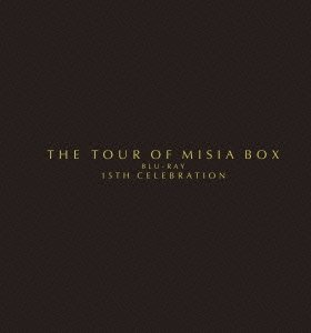 THE TOUR OF MISIA BOX Blu-ray 15th Celebration 新品 マルチレンズクリーナー付き