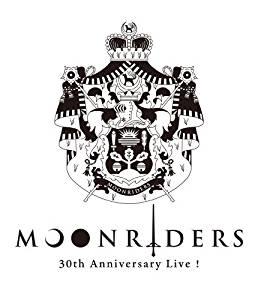 MOONRIDERS 30th Anniversary Live [Blu-ray] 新品 マルチレンズクリーナー付き