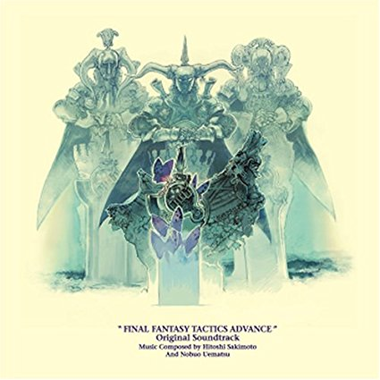 FINAL FANTASY TACTICS ADVANCE Original Soundtrack 新品 マルチレンズクリーナー付き