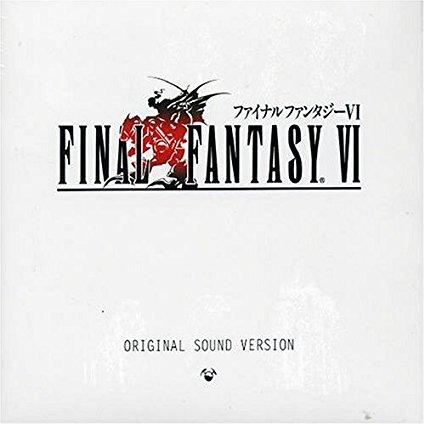ファイナルファンタジーVI オリジナル・サウンド・ヴァージョン CD 新品 マルチレンズクリーナー付き