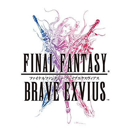 FINAL FANTASY BRAVE EXVIUS/ファイナルファンタジー ブレイブエクスヴィアス オリジナルサウンドトラック CD 新品 マルチレンズクリーナー付き