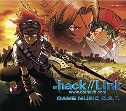 .hack//Link O.S.T.(初回限定盤) CD 新品 マルチレンズクリーナー付き