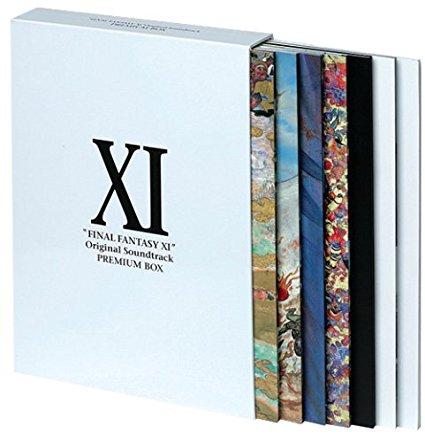 FINAL FANTASY XI Original Soundtrack PREMIUM BOX (完全生産限定盤) (BOX収納/CD7枚組+ピアノ楽譜集) CD (中古) マルチレンズクリーナー付き