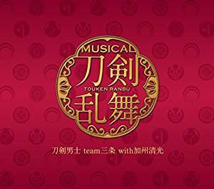 刀剣乱舞(予約限定盤F) CD 新品 マルチレンズクリーナー付き