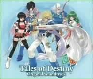 PS2版「テイルズ・オブ・デスティニー」オリジナル・サウンドトラック CD (中古)マルチレンズクリーナー付き