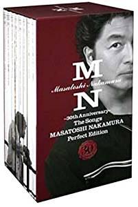 中村雅俊パーフェクトCD BOX 新品 マルチレンズクリーナー付き