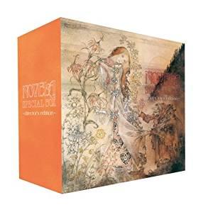 NOVELA SPECIAL BOX~director's edition~(DVD付) CD 新品