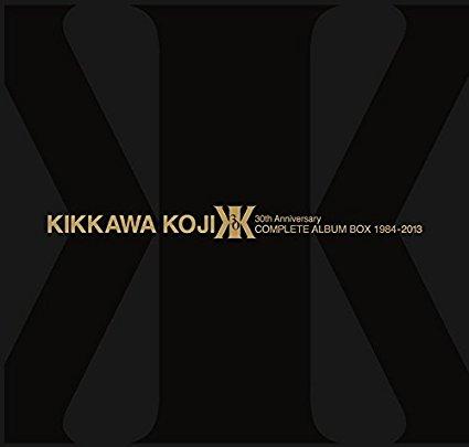 Complete Album Box(完全初回生産限定) (中古)吉川晃司  マルチレンズクリーナー付き