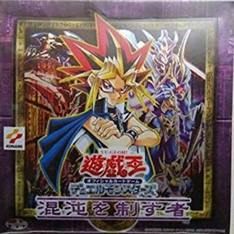 混沌を制す者 遊戯王 オフィシャルカードゲーム デュエルモンスターズ 1BOX 新品