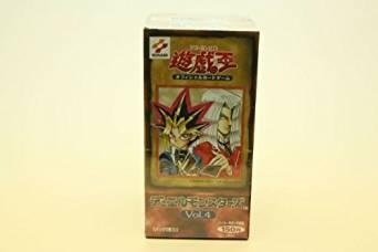 遊戯王 デュエルモンスターズ Vol.4 BOX 新品