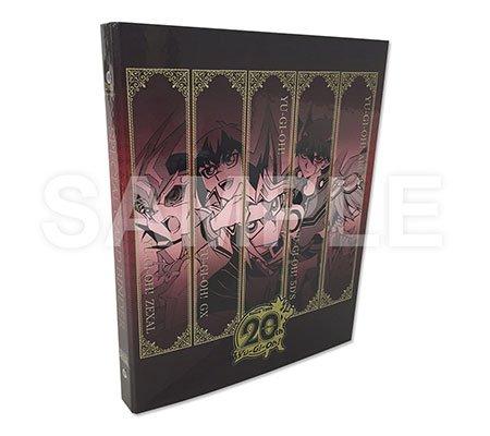 『遊☆戯☆王』20th Anniversary 9ポケットバインダー 新品