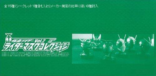 ライダーマスクコレクション Vol.2 (BOX) バンダイ 新品