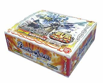 バトルスピリッツ 【戦嵐】 ブースターパック[BS08] BOX バンダイ 新品