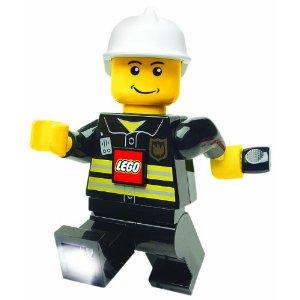 LEGO レゴシティー ダイナモトーチ ファイヤーマン電池不要 LEGO507176