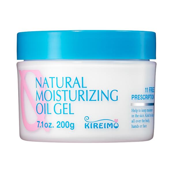 Renewal KIREIMO oil gel R NATURAL MOISTURIZING OIL GEL 200 g