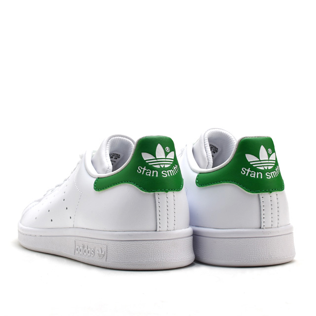 new arrivals 2c934 578d8 Adidas adidas B24105 Stan Smith STAN SMITH STANSMITH W Lady's white white  green White sneakers