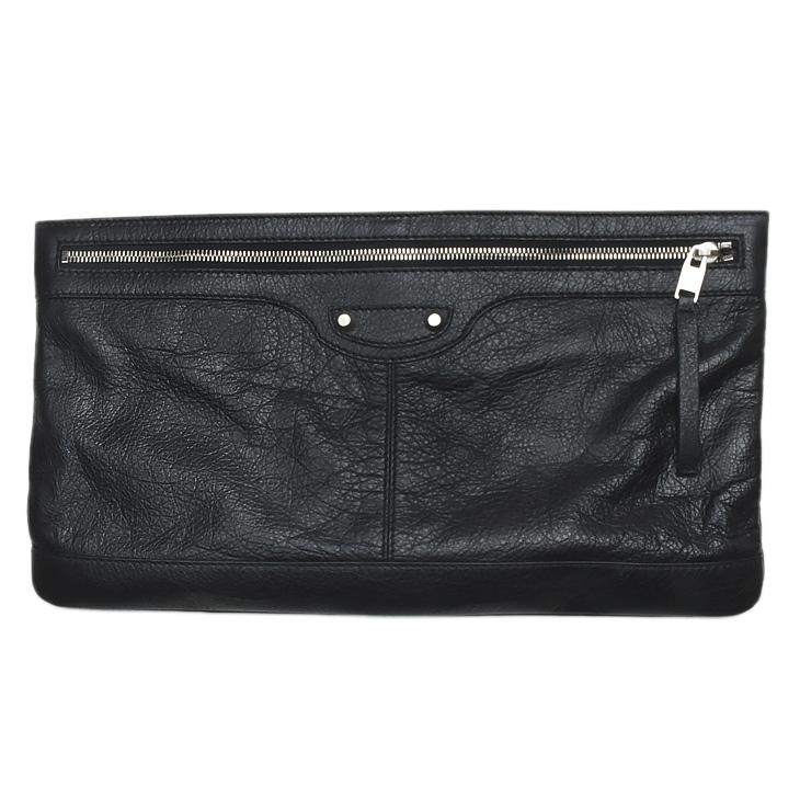 BALENCIAGA 340683 D9HJ4/1000 BAG BLACK LAMBSKIN/맨즈/가방/기프트