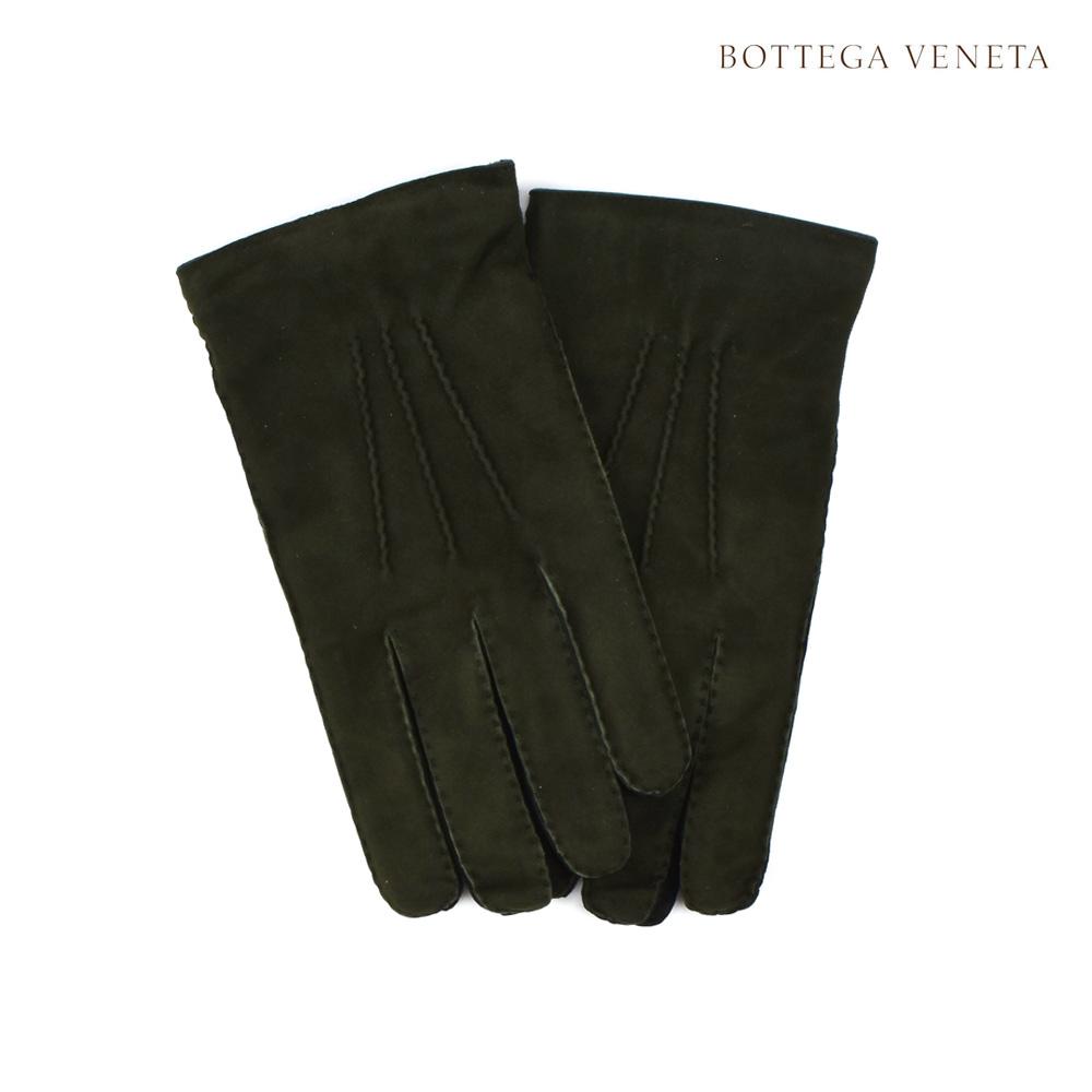 ボッテガヴェネタ BOTTEGA VENETA 486622VZNAO3002 手袋 グローブ ラムレザー カーキ系 メンズ【送料無料】
