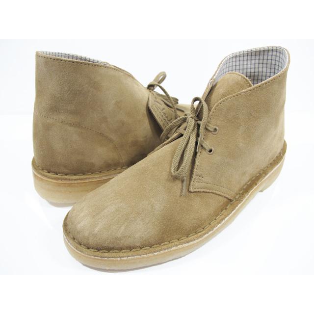 Cloudmoda Kulaki Desert Boots Oakwood Suede Clarks 70529 Desert