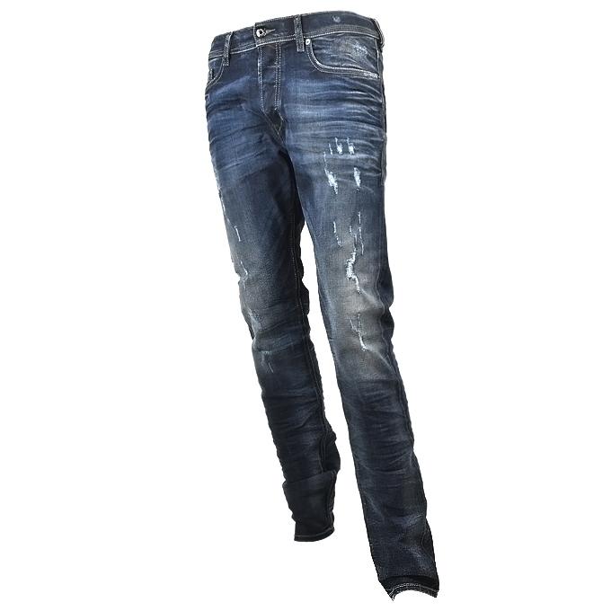 cfc7a9df DIESEL diesel stretch jeans TEPPHAR SLIM CARROT 00ckri 0844 t men / bottoms  / denim ...