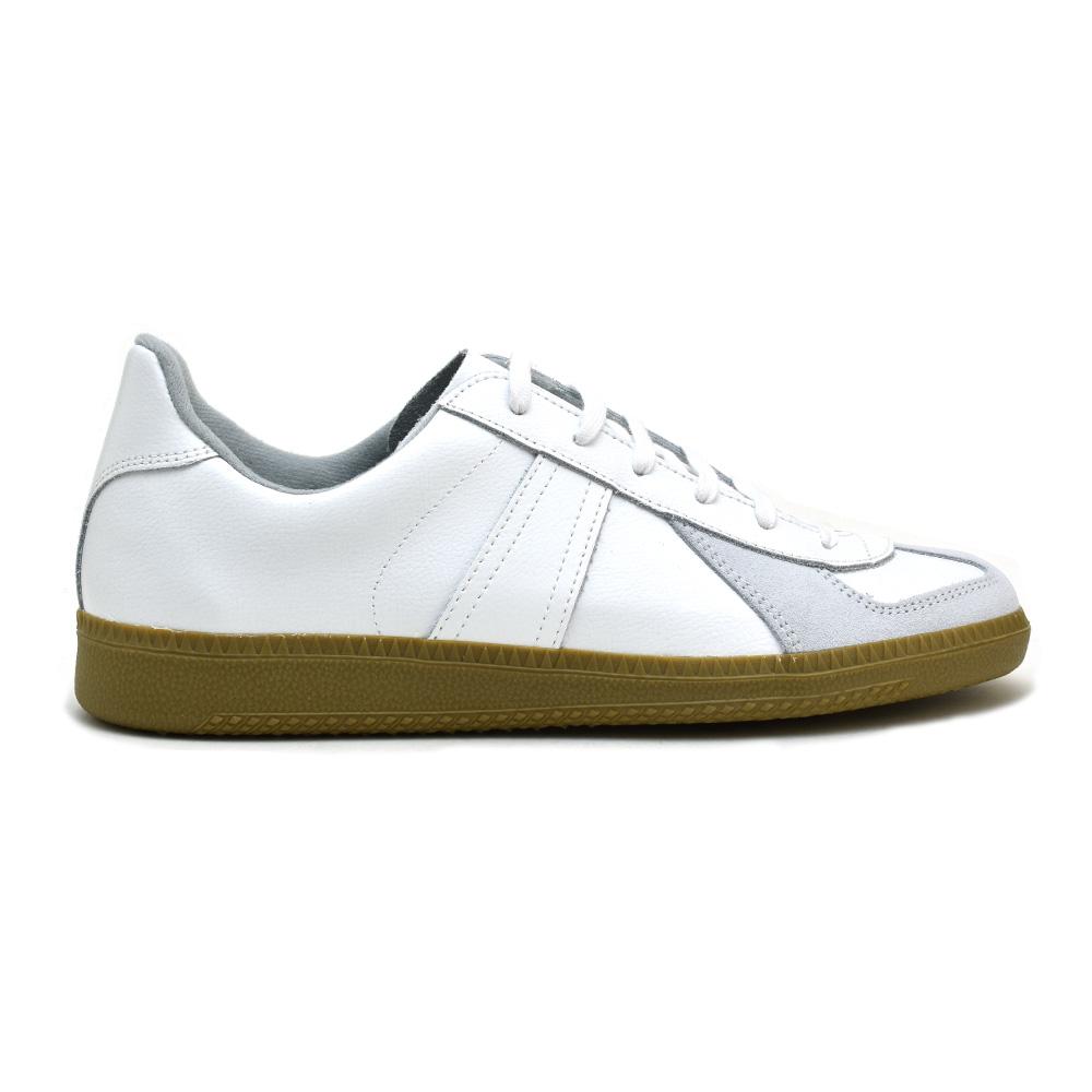 CLOUDMODA | Rakuten Global Market: German trainer white white GERMAN TRAINER 1183 WHITE Germany forces training shoes sneakers
