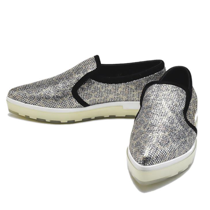 지미 추 JIMMY CHOO BROOKLYN 여성/신발/슬립/절름발이/실버/신발 02P01Oct16