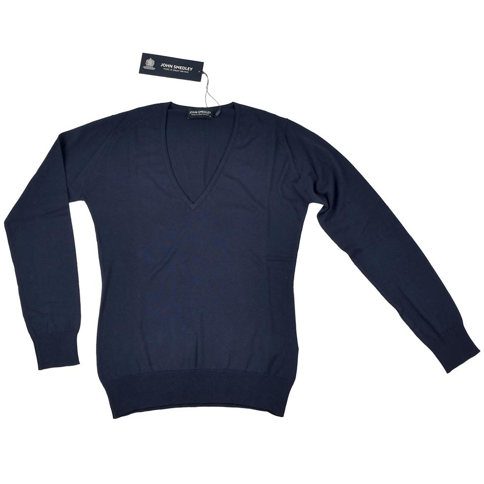 ジョンスメドレー SMEDLEY セーター 【送料無料】 DARK 【11/20 NAVY BLUE エントリー&カード利用でポイント5倍】JOHN 0:00~23:59 レディース/トップス/TOPS/母の日/ギフト 9140PUTNEY
