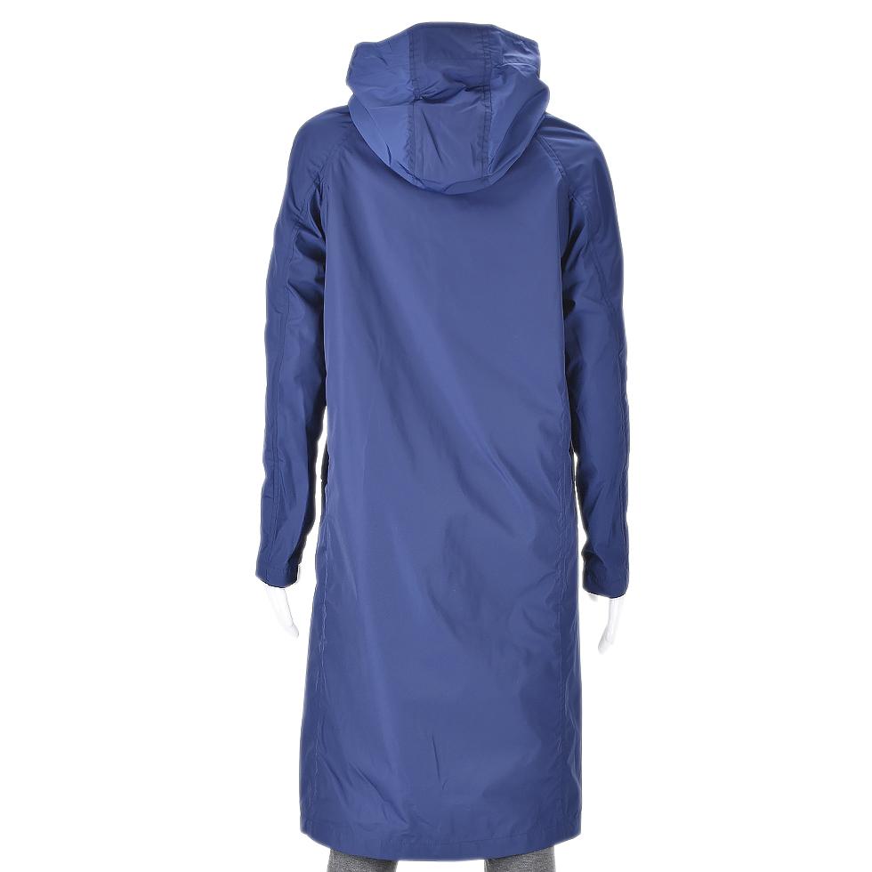 Ladies petite raglan sleeve hooded raincoat — pic 1