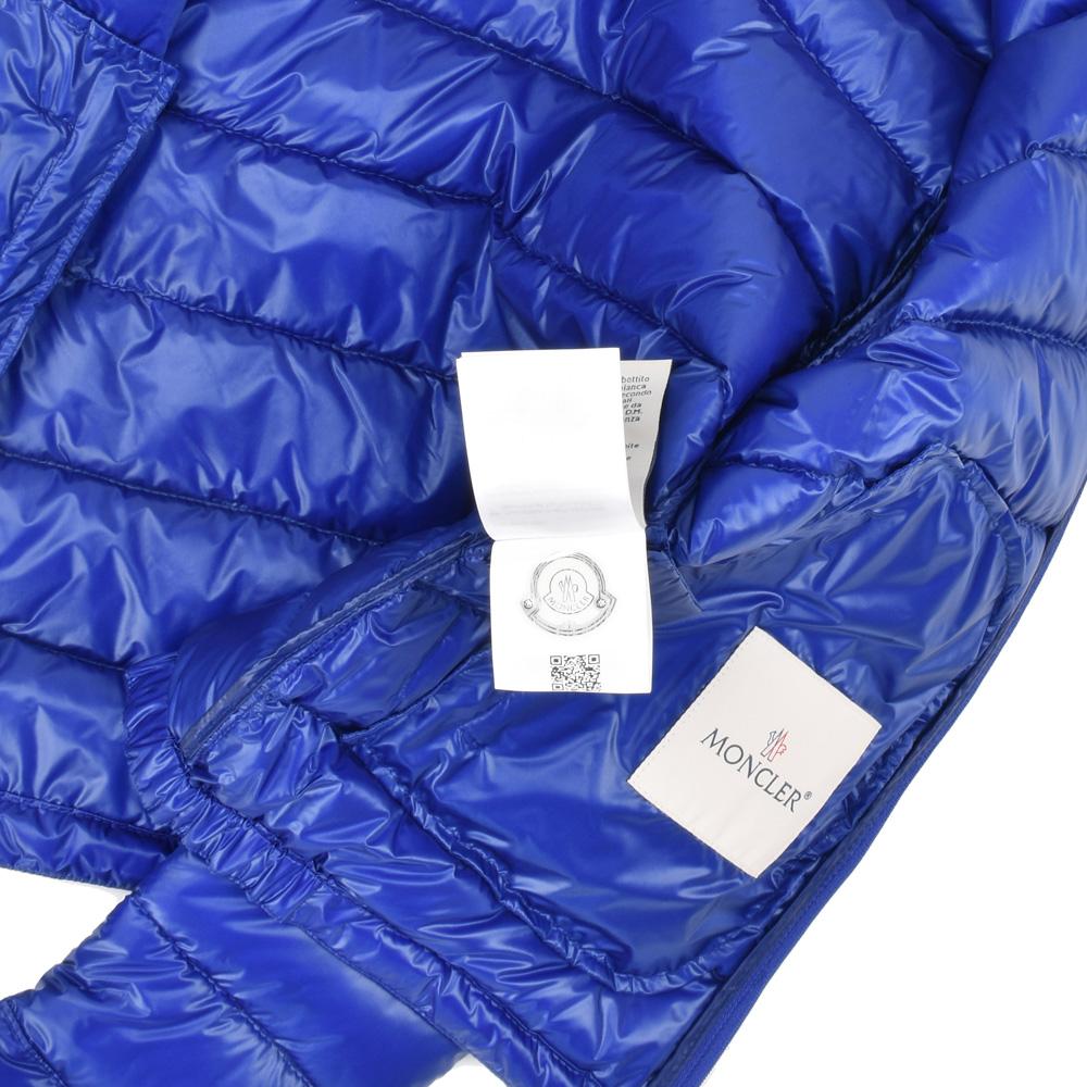 Moncler 41860.99 53029 jacke Blau