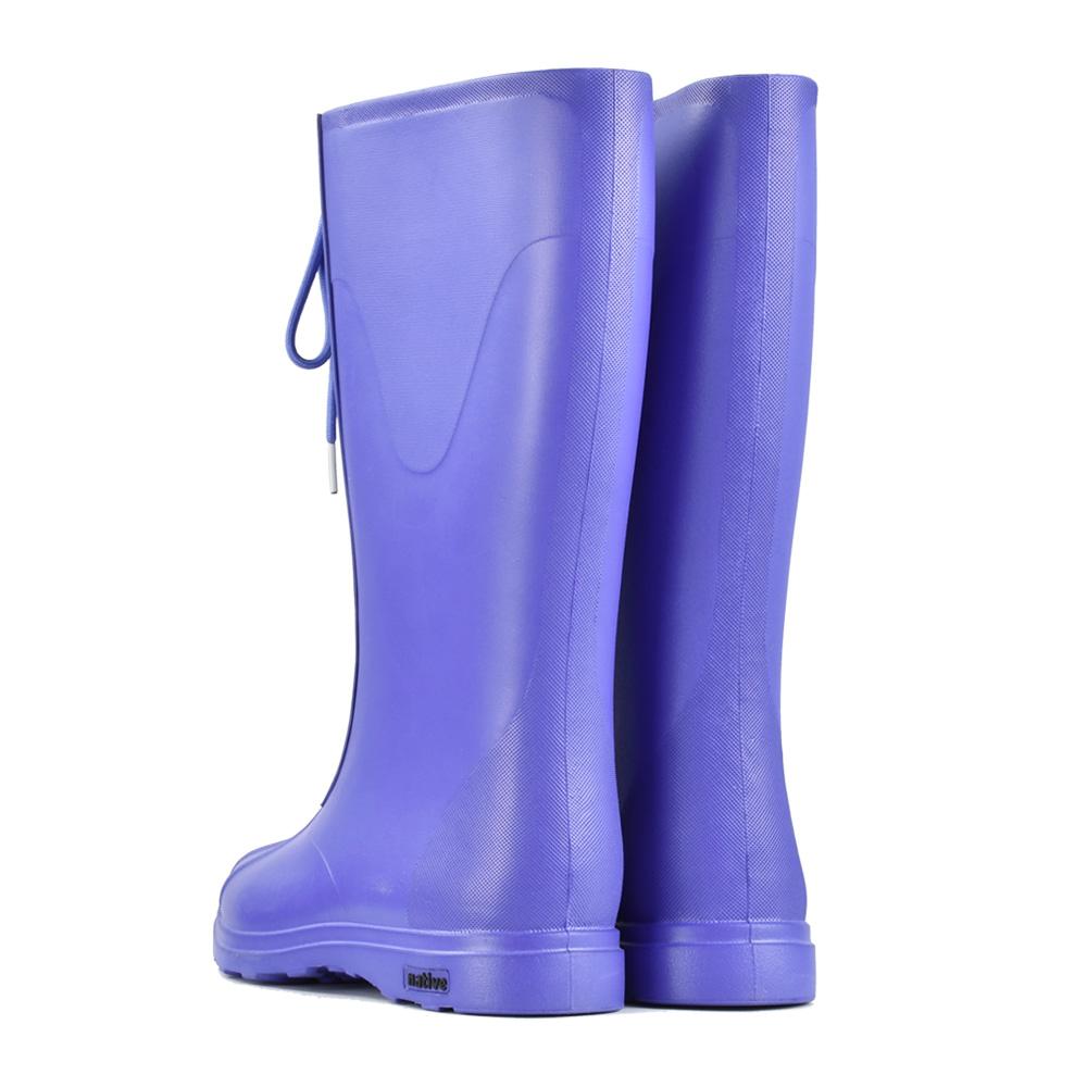 439ca5e81 CLOUDMODA: Native Paddington rain boots long boots race up boots ...