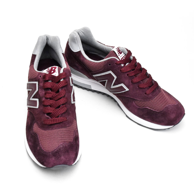 site réputé ad365 ecd33 New Balance New Balance M1400CBB M1400 men Bordeaux red sneakers