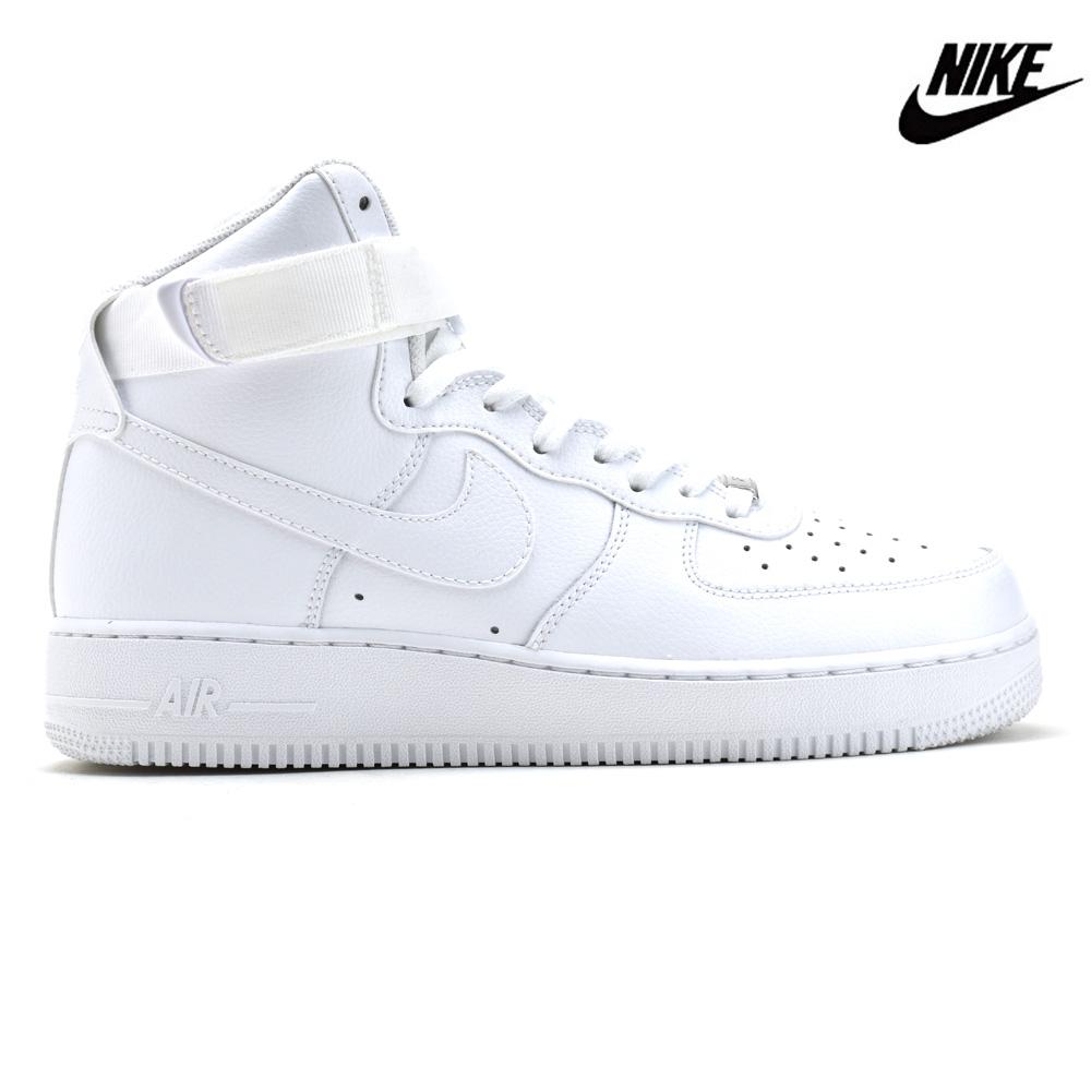 sneakers super cute really comfortable CLOUDMODA: Nike NIKE AIR FORCE 1 HIGH 07 315,121-115 WHITE air ...