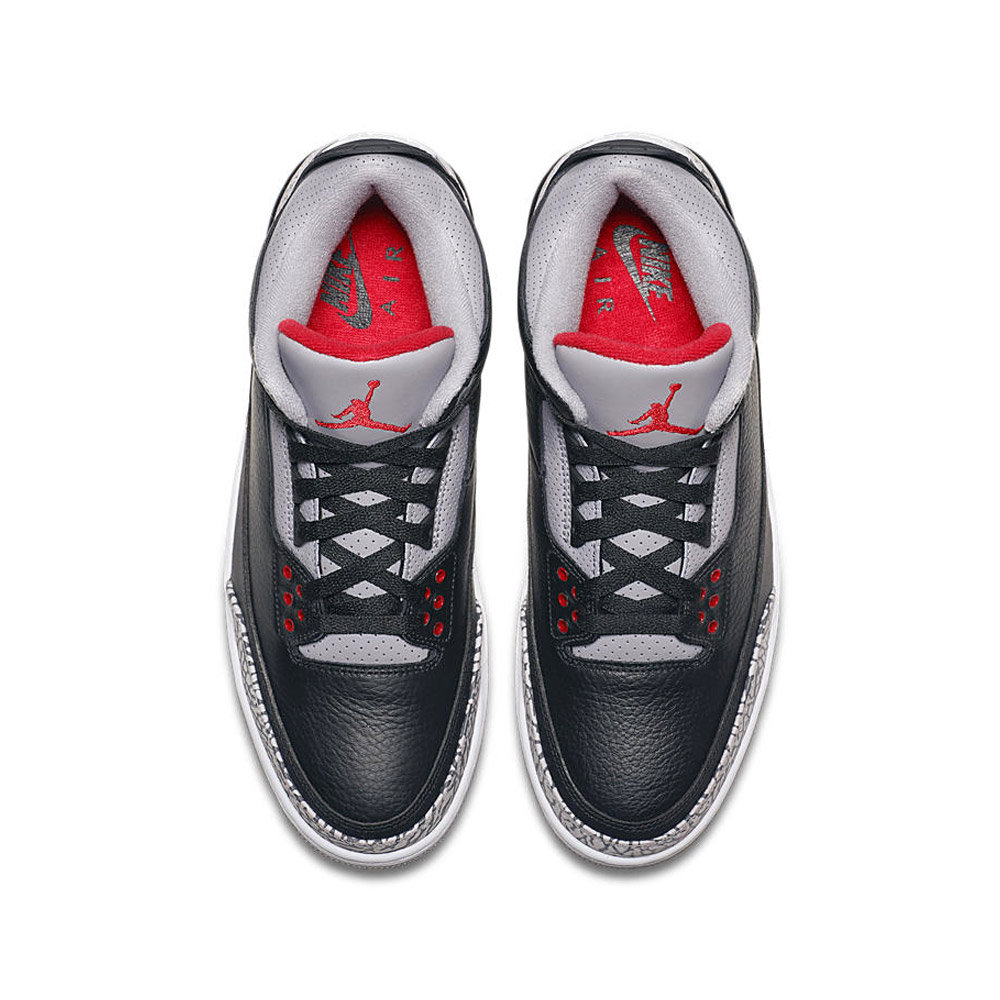 9ddd7488b68d CLOUDMODA  Nike NIKE AIR JORDAN 3 RETRO OG BLACK CEMENT 854