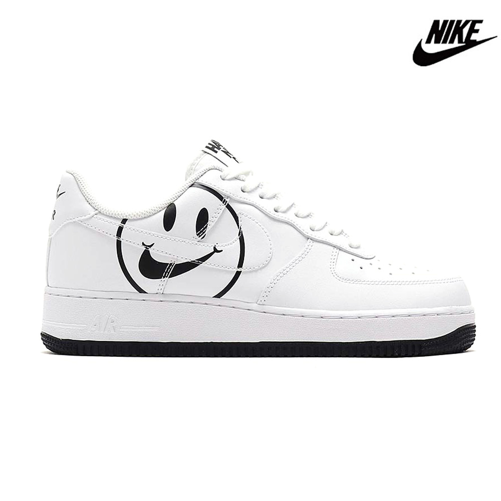 nouveau produit f7bd5 63911 Nike NIKE BQ9044-100 ND AIR FORCE 1 '07 LV8 ND HAVE A NIKE DAY  WHITE/WHITE-BLACK Air Force One '07 エレベイトスニーカーローカットホワイトブラックメンズ