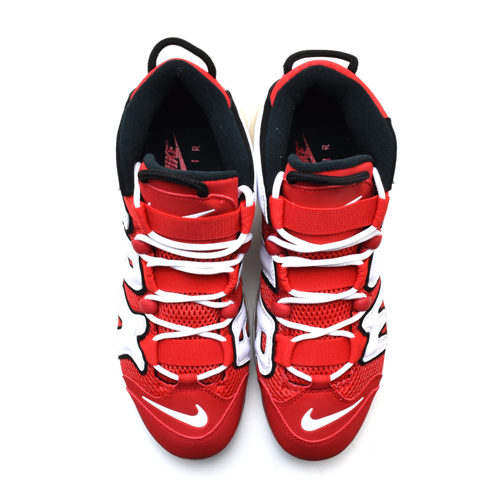 Nike NIKE AIR MORE UPTEMPO 720 QS 2 UNIVERSITY RED CJ3662 600 AIR MAX 720 air more up tempo 720 more ten sneakers higher frequency elimination red