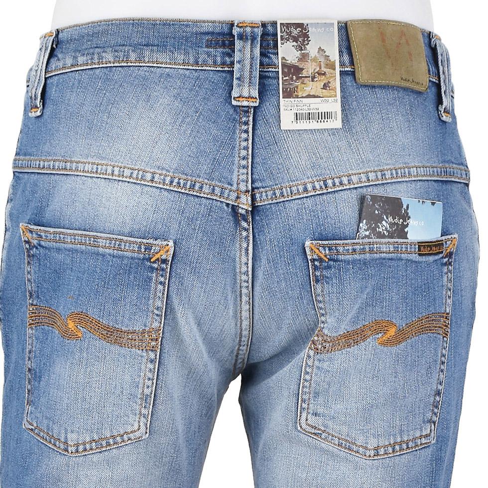 Nudie jeans co 누 디 진 즈 112040 THIN FINN 팬츠/남성용/하단/BOTTOMS/데님/청바지 532P17Sep16