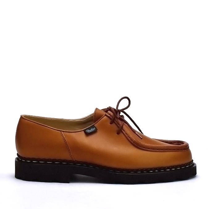 パラブーツ ミカエル ゴールド PARABOOT MICHAEL 715605 GOLD チロリアンシューズ メンズ 靴 ブーツ 【送料無料】