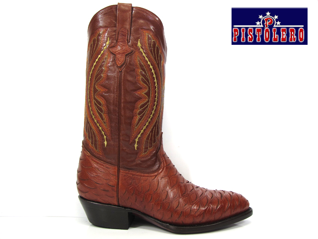 9addade088a PISTOLERO (ピストレロ) is a Mexican well-established western boots brand lasting  since 1911.