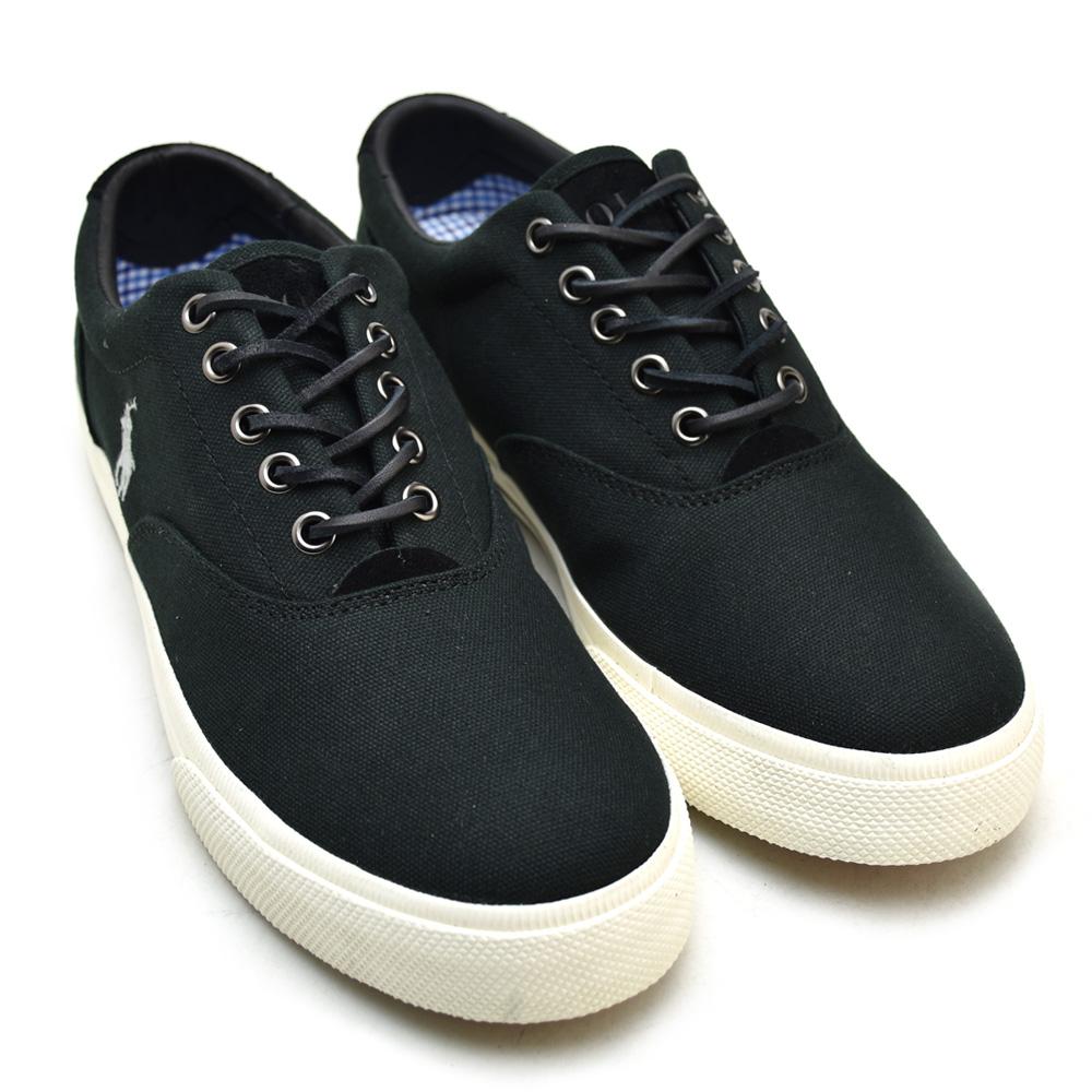 2b9444648 Mens Polo Ralph Lauren Vaughn Canvas Casual Shoes
