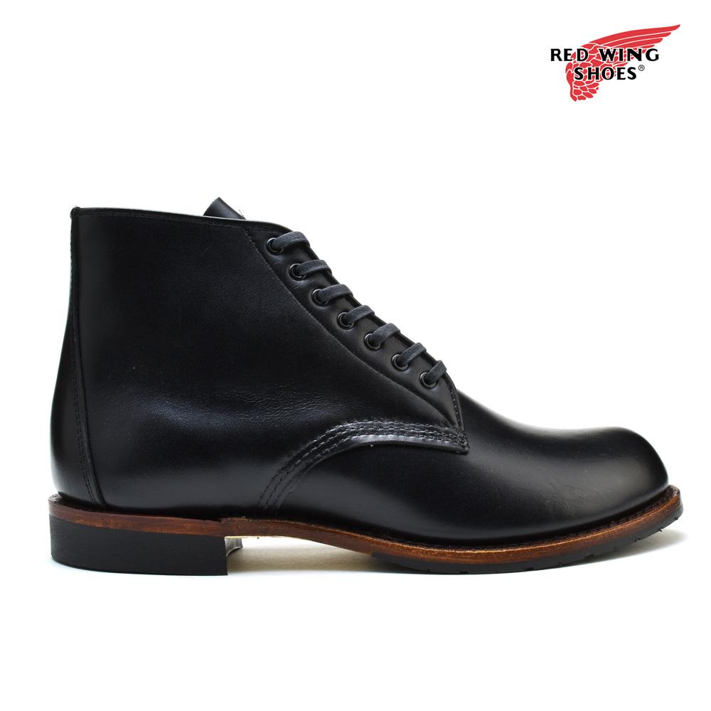 【1000円OFFクーポン配布 2/26 11:59まで】レッドウィング REDWING 9071 SHELDON BLACK ブーツ メンズ