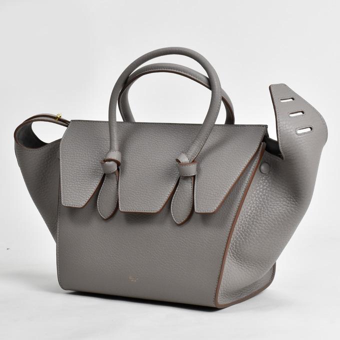 6c02e0a24943 Celine CELINE handbag TIE MINI timini LEATHER 17588 3tkb 08 mg   women  BAG  bags leather
