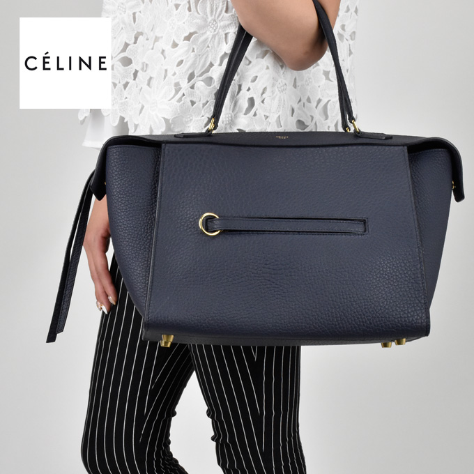 e1d1fb818d02 Celine CELINE Boston bag (2-WAY version) Ring Small ring small LEATHER  176203xxb07oc women s  BAG bags   leather 02P01Oct16