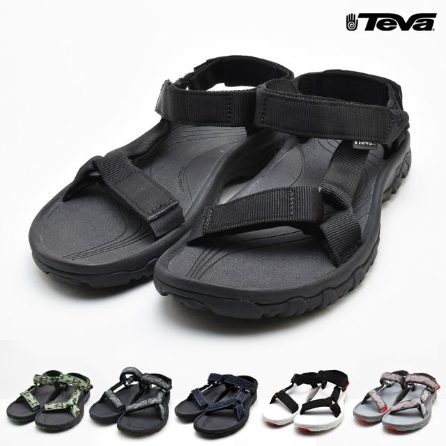 caa205bce729 TEVA Teva men hurricane HURRICANE XLT 4156 WHITE white BLACK black sports sandals  hurricane