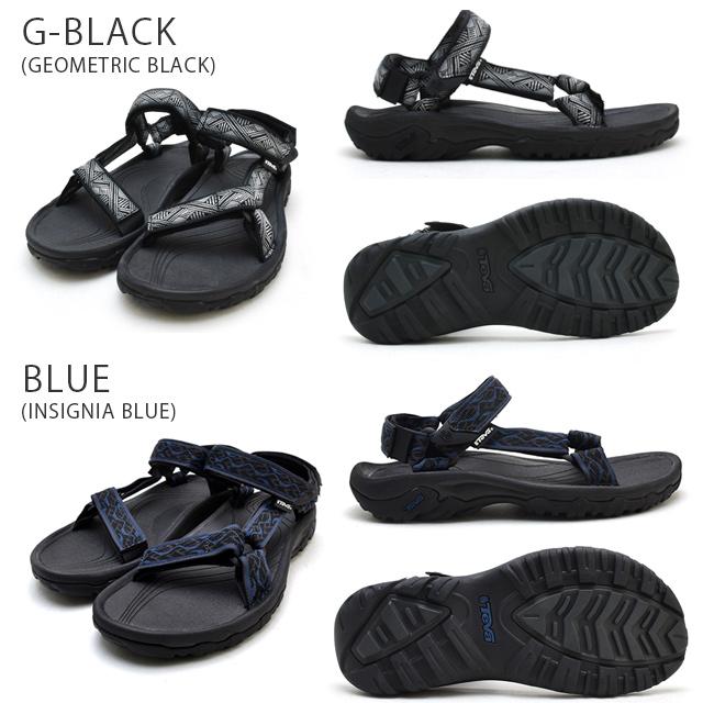 186191513ba5 TEVA Teva men hurricane HURRICANE XLT 4156 WHITE white BLACK black sports  sandals hurricane