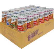 新食缶ベーカリー 缶入りソフトパン 4種アソートセット(3年) 24缶入