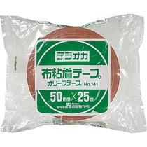 オリーブテープ No.141 50mm×25m クリーム 1セット(30巻)