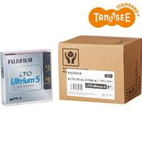 TANOSEE 富士フイルム LTO Ultrium5 データカートリッジ 1.5TB/3.0TB 1パック(5巻)