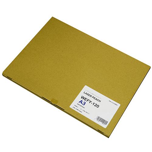 ダイオーペーパープロダクツ レーザーピーチ WEFY-120 A3 LPWF120A3 1冊(100枚)