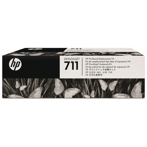 HP HP711 プリントヘッド交換キット C1Q10A 1個